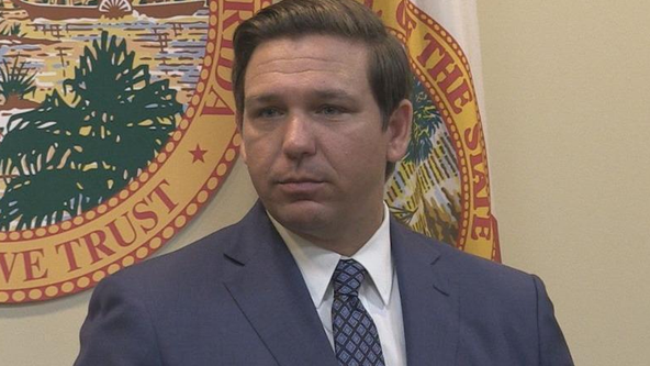 Governor DeSantis budget would trim 'earmarks'
