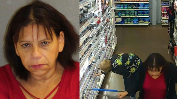 Volusia deputies arrest woman accused in multiple purse thefts targeting elderly women