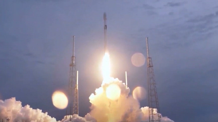SpaceX successfully launches Falcon 9 rocket carrying heaviest payload to date into space