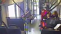 'Holiday Crook' pumps woman out of wheelchair on Phoenix light rail
