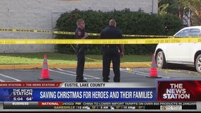 Eustis police thank the men who helped ID suspect who shot officer