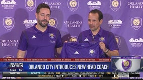 Orlando City introduces new head coach