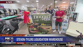 David Does It: Steven Tyler's Liquidation Warehouse