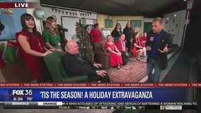 David Does It: Holiday Extravaganza
