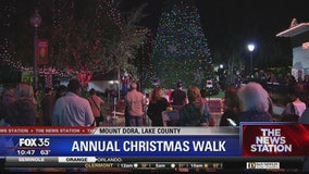 Mount Dora Christmas Walk