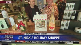 David Does It: St. Nick's Holiday Shoppe