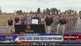 Board votes to keep Marion Military Academy students together