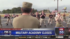 Marion Military Academy closes unexpectedly