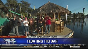 David Does It: Floating Tiki Bar