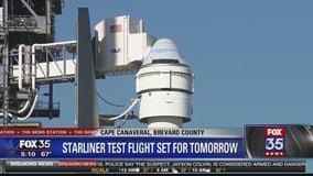 Boeing Starline test flight set for Friday