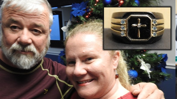 Florida woman loses camera while searching for the owner of a ring she found on the sidewalk
