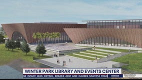 New Winter Park library to cost millions more than originally proposed