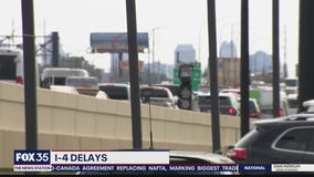 Delays ahead for Interstate 4 construction