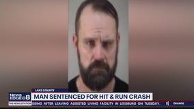 Man sentenced in fatal hit and run