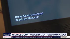 Orange County government offers assistance through Alexa