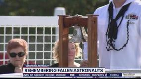 Remembering fallen astronauts