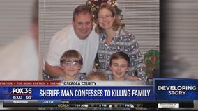 Man accused of killing wife, children, dog in Celebration to go before a judge