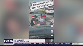 Video of men playing cards at red light goes viral