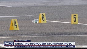 Shooting at grocery store parking lot