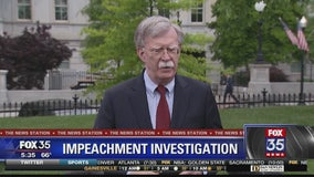 Bolton says he will testify in Senate impeachment trial if subpoenaed