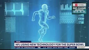 NFL using technology to improve health and safety of players