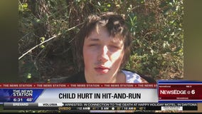 Lake County child struck while waiting for school bus