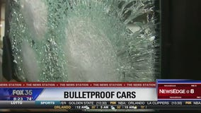 Company specializes in making vehicles bulletproof