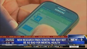 New research finds screen time may not be as bad for mental health
