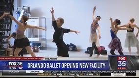 Orlando Ballet opening new facility