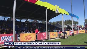 Fans gather in Orlando for Pro Bowl Experience