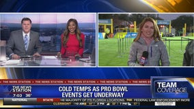 Pro Bowl kicks off at ESPN's Wide World of Sports