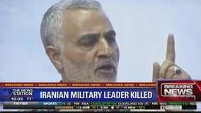 US kills Iran's most powerful general in Baghdad strike