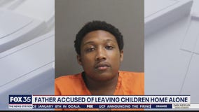Toddlers found wandering in parking lot