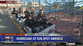 David Does It: Hurricane at Fun Spot America