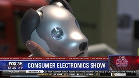 Consumer Electronics Show kicks off in Vegas