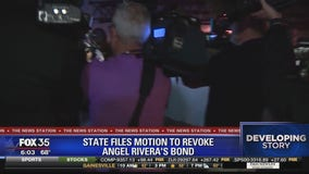State files motion to revoke Angel Rivera's bond
