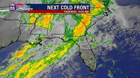 Weather Forecast: January 23, 2020
