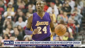Latest details in death of Kobe Bryant