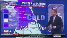 Weather Forecast: January 21, 2020