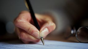 Abbreviating 2020 on official documents could make you an easy fraud target, police warn