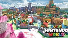 Super Nintendo World coming to Universal Orlando's 'Epic Universe' park