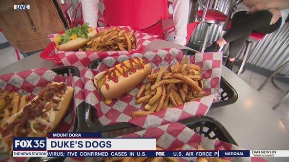 David Does It: Duke's Dogs