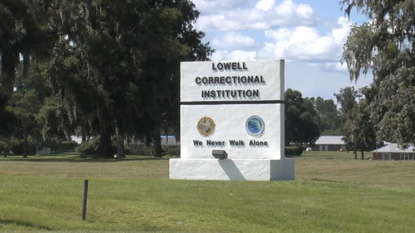 Report: Florida corrections officer at women's prison accused of putting bleach in inmate's drink cup