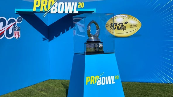 Fans bundle up to meet NFL stars at Pro Bowl Experience