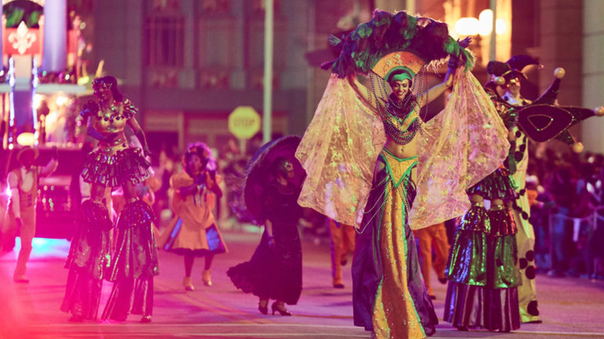 Mardi Gras at Universal Orlando Resort kicks off this weekend