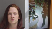 Woman in Ormond Beach accused of robbing Publix.