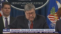 Growing calls for AG William Barr to resign