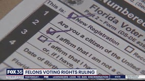 Federal court rules felons can vote without having to pay fee