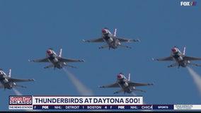 Thunderbirds at Daytona 500