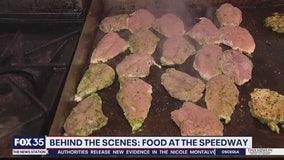 Behind the scenes: Food at Daytona International Speedway